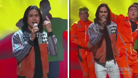 Piolo Pascual channels Francis M. in his rap performance on ASAP Natin 'To Bay Area Image Thumbnail