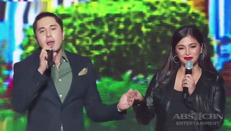 The General Daughter stars Angel Locsin & Paulo Avelino in a heartwarming performance on ASAP Natin 'To