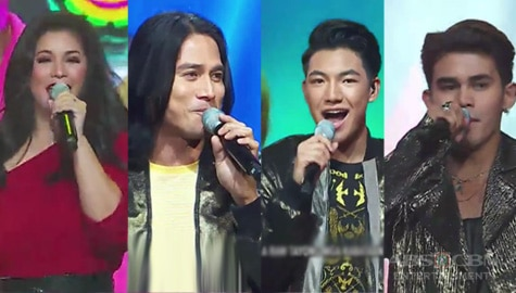 ASAP Natin 'To in an all-star opening Filipino Party! Image Thumbnail