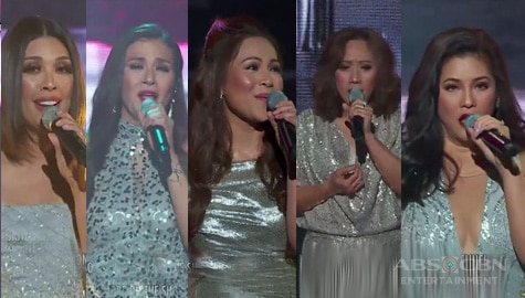 WATCH: These Pinay divas reunited on the ASAP Natin 'To stage for a powerful sing off!  Image Thumbnail