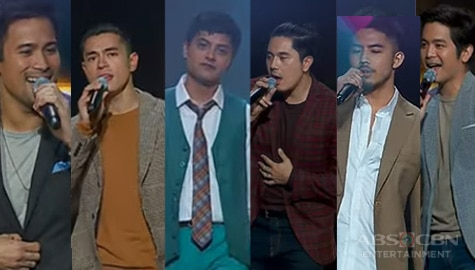 iWant ASAP: Kapamilya heartthrobs serenade the girls in the Bay Area Image Thumbnail