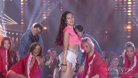 Kim Chiu stages fierce dance number on ASAP Natin 'To! Image Thumbnail