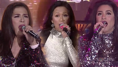 International Pinoy singing sensation Jocelyn Enriquez performs once again on the ASAP stage! Image Thumbnail