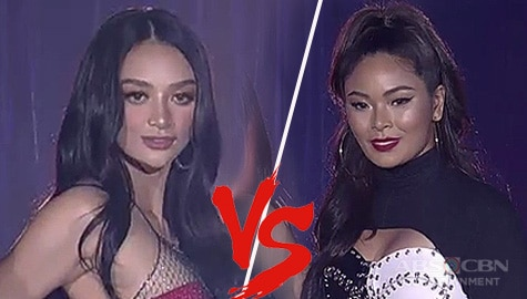 The fierce dance showdown of Kylie Verzosa and Maxine Medina! Image Thumbnail