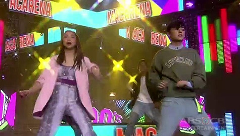 """WATCH: #MayWard joins the """"ASAP Natin 'To"""" dance party Image Thumbnail"""