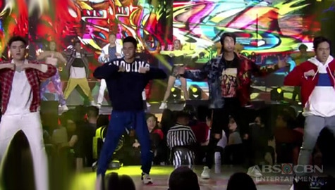 Kapamilya dance idols do the Chicken Noodle Soup dance challenge on ASAP Natin 'To Image Thumbnail