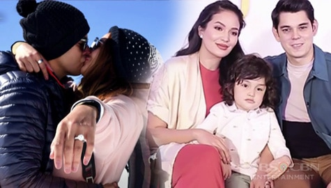From love team to real-life couple: The love story of Richard Gutierrez and Sarah Lahbati Image Thumbnail