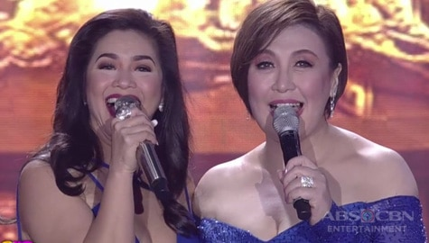 WATCH: The much-awaited collab of Regine Velasquez-Alcasid and Sharon Cuneta on ASAP Natin 'To Image Thumbnail