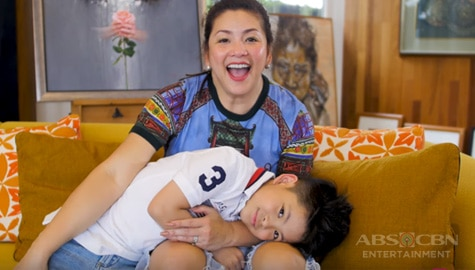 WATCH: The story behind Regine Velasquez' branded bag collection! Image Thumbnail