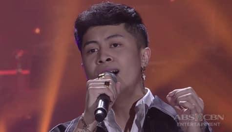 """HIMIG HANDOG 2019: Justin Vasquez sings """"Isa Pang Ikaw"""" Image Thumbnail"""