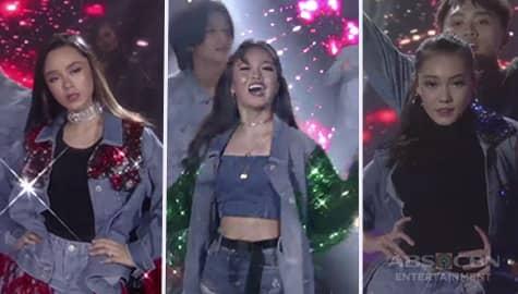 """AC, Sheena and Krystal's dance interpretation of """"Ang Huling El Bimbo"""" Image Thumbnail"""