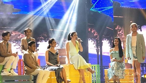 Regine and Sarah together with Zephanie, Elha and TNT Boys perform the hits of The Carpenters Image Thumbnail