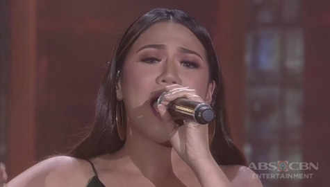 """Morissette will wow you with her rendition of Air Supply's """"Just As I Am"""" Image Thumbnail"""