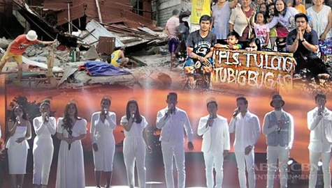 ASAP Natin 'To pays tribute to Mindanao earthquake victims Image Thumbnail