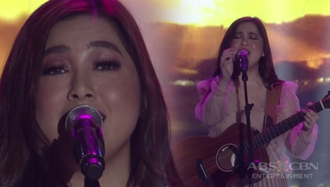 Moira dela Torre's inspiring birthday prod number on ASAP Natin 'To Image Thumbnail