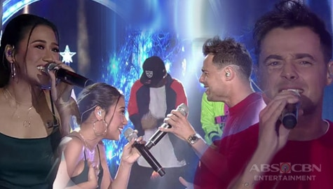 WATCH: Morissette's collab with Ben Adams on ASAP Natin 'To Image Thumbnail