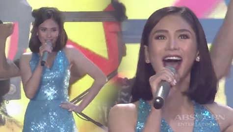 """Sarah G's """"bonggang-bonggang"""" concert treat on ASAP Natin 'To! Image Thumbnail"""