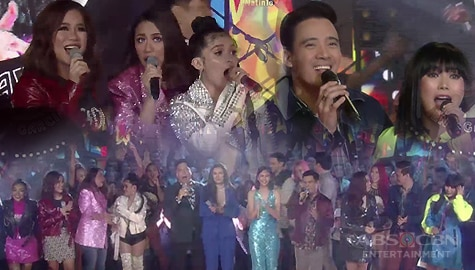 ASAP Natin 'To's grand tribute to the OPM Legends Rico J. Puno, Pepe Smith and Rene Garcia Image Thumbnail
