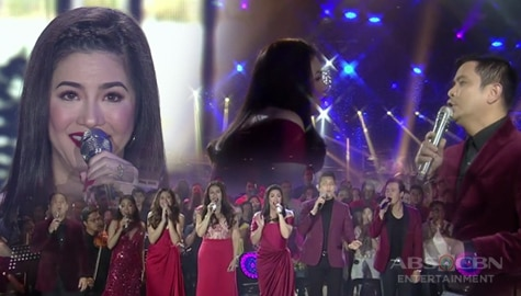 ASAP Natin 'To's grand celebration of Regine Velasquez's first anniversary as a Kapamilya Image Thumbnail