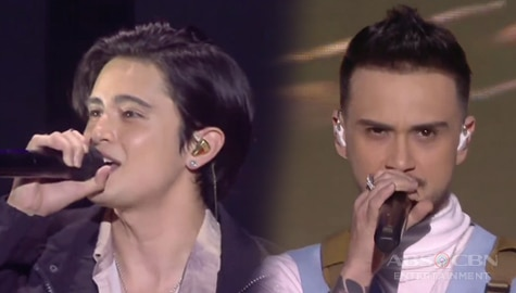 James Reid and Billy Crawford perform their song 'Filipina Girl' on ASAP Natin 'To Rome! Image Thumbnail