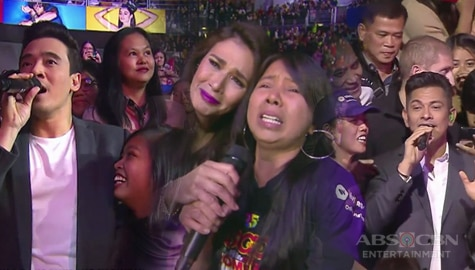 Kapamilya singers takes on the karaoke challenge with the ASAP Natin 'To audience Image Thumbnail