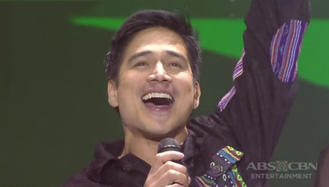 "Papa P draws shrieks and cheers from ""ASAP Natin 'To Rome"" audience Image Thumbnail"