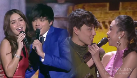 KathNiel and MayWard spread love and 'kilig' in Rome! Image Thumbnail