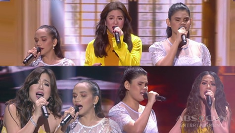 Viral blind singers Alienette Coldfire and Elsie Balawing shine on the ASAP Natin 'To Rome stage! Image Thumbnail