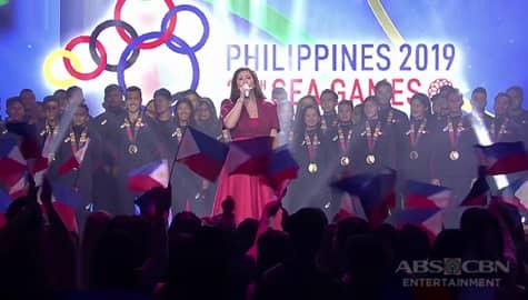 2019 SEA Games Medalists visit ASAP Natin 'To! Image Thumbnail