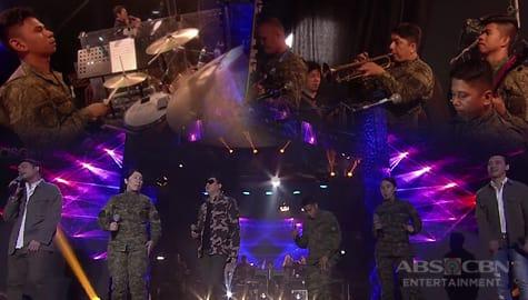AFP Band jams with ASAP Natin 'To stars! Image Thumbnail