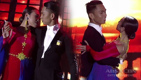 Trending SEA Games couple Mark Jason and Mary Joy perform on ASAP Natin 'To! Image Thumbnail