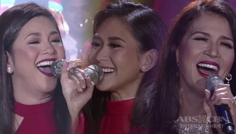 Kapamilya singing icons give life to your favorite Christmas songs on The Greatest Showdown Image Thumbnail