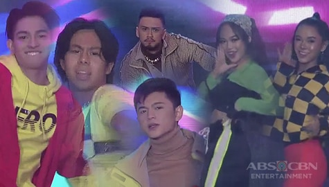 WATCH: Billy, AC, Sheena, Joao, Jeremy and Ken in an ultimate dance showdown! Image Thumbnail