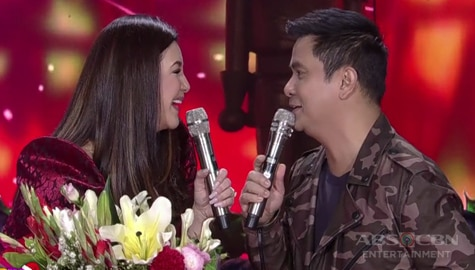 WATCH: Ogie's anniversary surprise for Regine! Image Thumbnail
