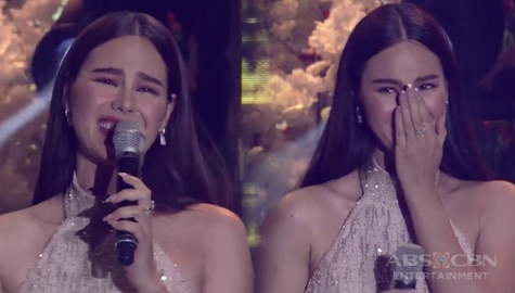 Catriona turns emotional during her birthday prod on ASAP Natin 'To stage Image Thumbnail