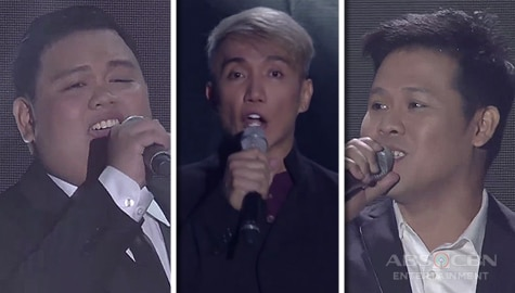 Kapamilya singing icons with Arnel Pineda, Marcelito Pomoy and Jovan Aquino in a powerful vocal showdown Image Thumbnail