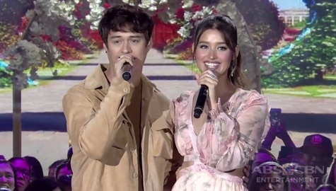 'Make It With You' stars Liza Soberano and Enrique Gil spread kilig on ASAP Natin 'To! Image Thumbnail