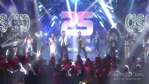 WATCH: ASAP Natin 'To celebrates 25 years on television! Image Thumbnail