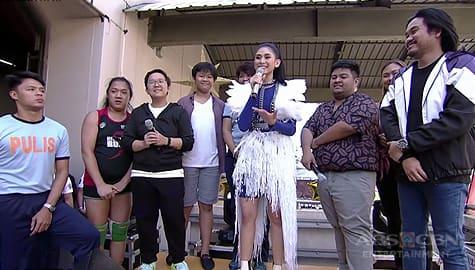 "Sarah G meets viral netizens who danced ""Tala"" Image Thumbnail"
