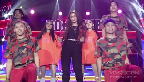 Yassi's dance cover of the hit song 'Roxanne'! Image Thumbnail