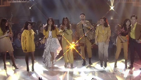 "Kapamilya Singers unite for an all-out soulful performance on ""ASAP Natin 'To"" Image Thumbnail"