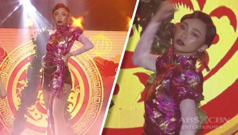 "Maymay dominates the ""ASAP Natin 'To"" stage with 'Anaconda' dance number Image Thumbnail"