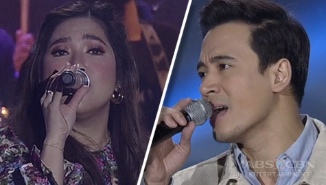 "Moira and Erik perform newest ""hugot"" songs on ""ASAP Natin 'To"" Image Thumbnail"