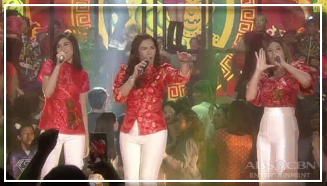 """WATCH: The grand celebration of Chinese New Year on """"ASAP Natin 'To"""" Image Thumbnail"""