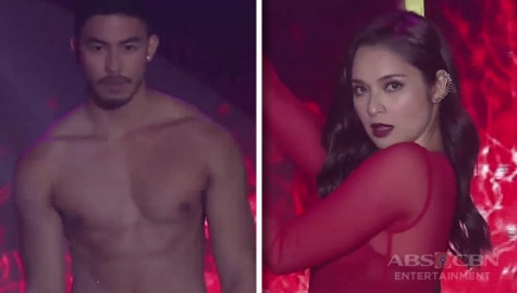 Ryza Cenon and Tony Labrusca's fiery 'Love Me Like You Do' dance! Image Thumbnail