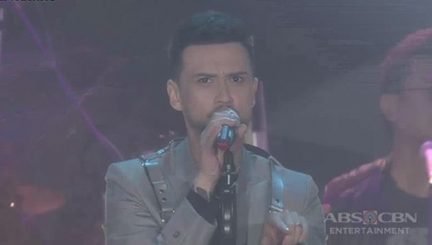 Billy Crawford channels his inner Justin Timberlake on ASAP Natin 'To's Super Bowl inspired opening number