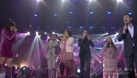 Moira, Ogie and The Company's timeless performance on ASAP Natin 'To Image Thumbnail