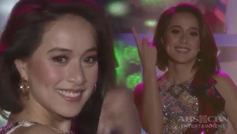 Cristine Reyes joins ASAP Natin 'To's disco party opening Image Thumbnail