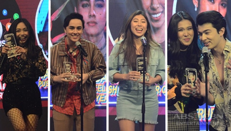 iWant ASAP: Meet the celebrities who won at the Push Awards Year 5