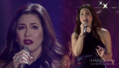 "Regine Velasquez's rendition of ""Tell Me"" is the moving on song we need Image Thumbnail"